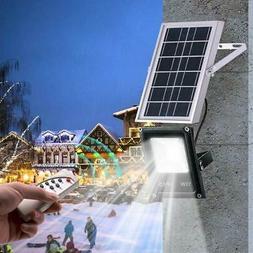 solar led light sensor flood spot lamp