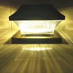 Sogrand Solar Light,Post Cap Lights 4 x 4 Plus,Outdoor Decor