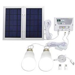 solar lighting system comparable lights