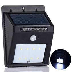 Asunflower Solar Lights 10 LED Lights Outdoor Solar Powered