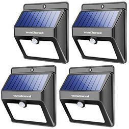 Solar Lights 22 Led Outdoor Waterproof Motion Sensor Post Se