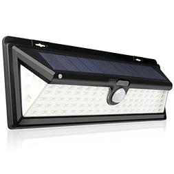 Solar Lights, Morgofun 90LED Solar Powered Light with Motion