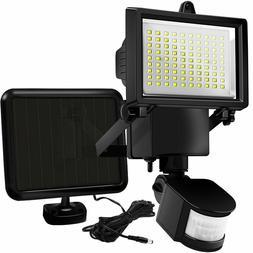 90 LED Security Solar Light Outdoor, Motion Sensor Lights Wa