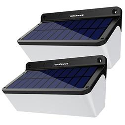 InnoGear Outdoor Solar Lights with Soft White Light Radar Mo