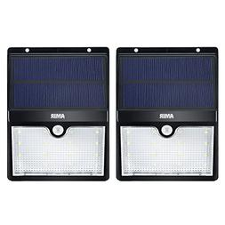 Amir Solar Lights, 16 LED Solar Motion Sensor Light, Wireles