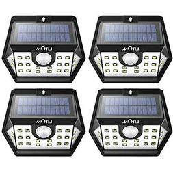 LITOM Basics Solar Lights Outdoor, 20 LED Wireless Motion Se
