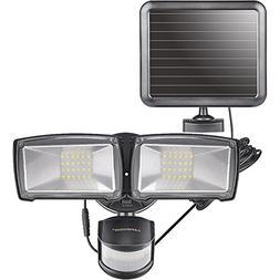 LEPOWER Solar Lights, 950LM Outdoor Motion Sensor Security L