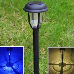 Sogrand Solar Lights Outdoor Garden Decorative Pathway Stake