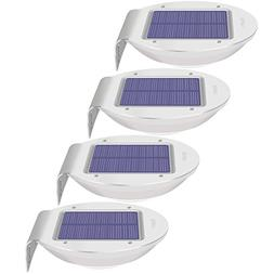 Segarty Solar Lights Outdoor, 16LED Wireless Dusk to Dawn Se