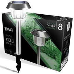 LED Solar Lights Outdoor Landscape Pathway Lighting – Sun
