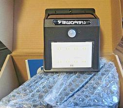 URPOWER Solar Lights LED Wireless Motion Sensor  Lights SL-0