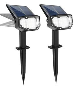 Solar Light Lemontec 62 LED Wall Light Outdoor Security Ligh