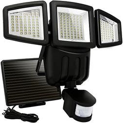 Solar Lights Motion Sensor, Costech 182 LED 1000 Lumens Outd