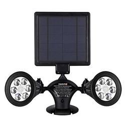 Solar Lights Motion Sensor Outdoor, OPERNEE Upgraded Double