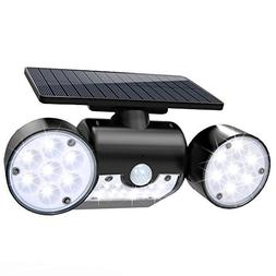 Solar Lights Outdoor Motion Sensor,Hallomall Solar Securit
