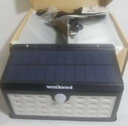 InnoGear Solar Lights Outdoor, 30 LED Motion Sensor Security