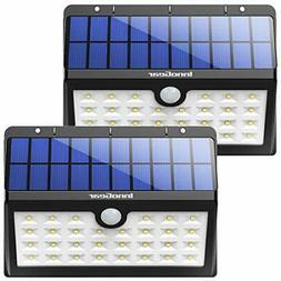 InnoGear Solar Lights Outdoor, 30 LED Motion Sensor Security