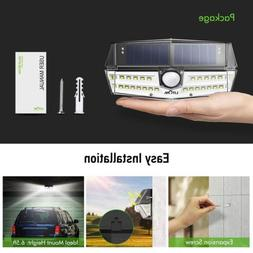 Litom Solar Lights Outdoor 4th Generation 30 LED Solar Motio