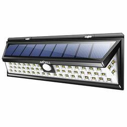 Solar Power LED Dusk to Dawn Sensor Garden Waterproof Securi
