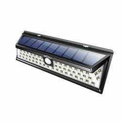 LITOM Solar Lights Outdoor, 54 LED Super Bright 270°Wide An