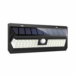 AMIR Solar Lights Outdoor, 62 LED Super Bright Motion Sensor