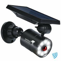Solar Lights Outdoor Motion Sensor Security Garden Yard Brig
