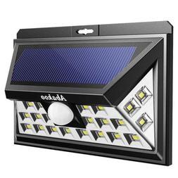 Abakoo Solar Lights Outdoor Motion Sensor Security Light Led