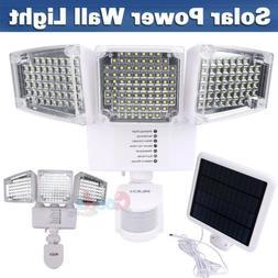 Solar Lights Outdoor, Ultra Bright LED 10000 Lumens 6000K Mo