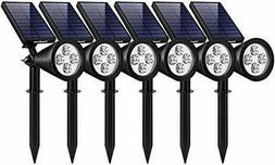 InnoGear Solar Lights Outdoor Upgraded Waterproof Solar Powe