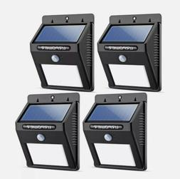 URPOWER Solar Lights Wireless Waterproof Motion Sensor Outdo