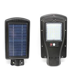 Solar Motion Sensor Security 60 LED Flood Light Garden Lands