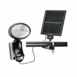 solar motion sensor security light