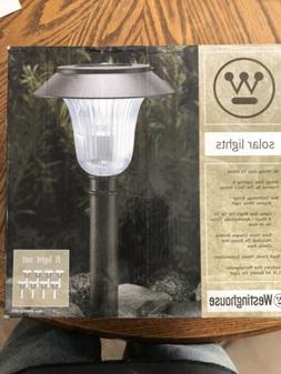 Westinghouse Solar Path Garden Lights  Lantern Lights Stay B