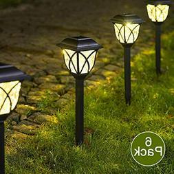 Solar Pathway Lights Outdoor Garden LED Lights Waterproof So