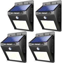 Solar Outdoor Patio Deck Lights – SUPER BRIGHT Outside Mo