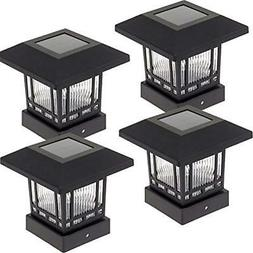 Westinghouse  Solar 20 Lumens 4x4 Post Light for Wood Posts