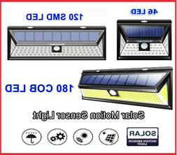 RELIGHTABLE Solar Powered 46 / 120 / 180 LEDs 3D Wide Angle