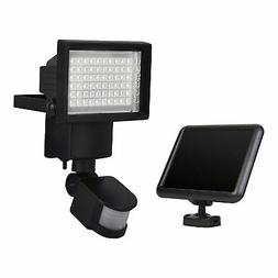 Solar Powered 60 LED Outdoor Motion Security Flood Light