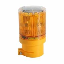 LEDHOLYT 0.3w Solar Powered Emergency Strobe Warning Light W