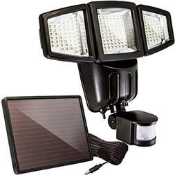 Solar Powered Motion Sensor Light, ANKO 1000Lumen 182LEDs Ad