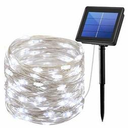 AMIR Solar Powered String Lights Fast Shiiping New