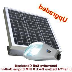 Solar Powered  Ultra Power 10W LED Energy Efficient Street,