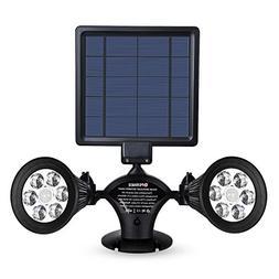 Solar Spotlight, OPERNEE Upgraded Motion Sensor Solar Lights
