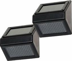 Solar Step Light for Stairs, Walls & Deck