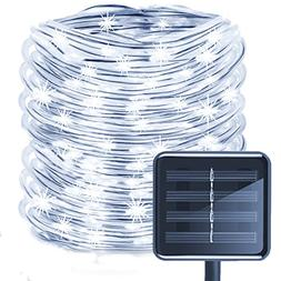 Aluvee Solar String Light,Garden Decoration Outdoor Waterpro