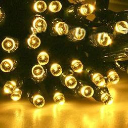 Sogrand Solar String Lights Outdoor Decorative Waterproof 20