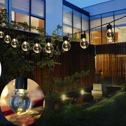 10 LED Solar String Lights Wedding Party Home Yard Garden Wa