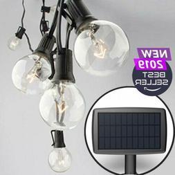 solar string lights waterproof led hanging umbrella
