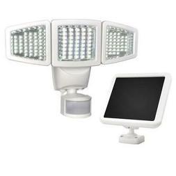 Sunforce 82123 120-LED Triple Head Solar Motion Light, 1000