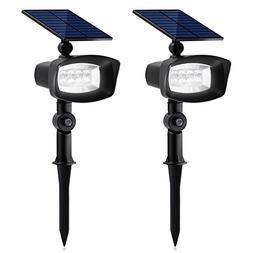 upgraded 8 solar lights